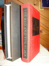 THE RED AND THE BLACK - Heritage Press - 1974 -Marie-Henri Beyle (Stendhal)
