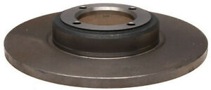 Disc Brake Rotor-Non-Coated Front ACDelco 18A1409A