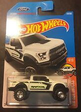 2017 Hot Wheels CUSTOM Super '17 Ford F-150 Raptor with Real Riders
