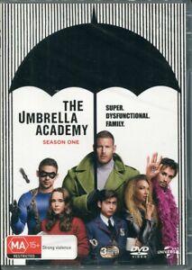 The Umbrella Academy Season 1 One Box Set DVD NEW Region 4