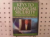 Pat Robertson Keys to Financial Security Christian Money Management DVD