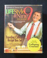 LIFESTYLE #9 Vols 1 - 10 DVD BOX SET   NEW