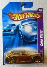 2007 Hot Wheels Gold Rides Series UNOBTAINIUM 1 #056