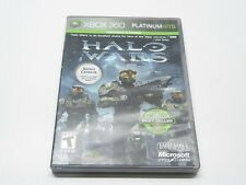 Halo Wars (Microsoft Xbox 360, 2009) Complete With Dlc Included Cib