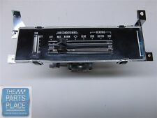 1970-72 Chevrolet Chevelle Heater Control With A/C