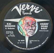 HEAR Kai Winding 45 Comin Home Baby/More Popcorn R&B instro northern soul mod