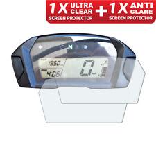 Honda NC700 2012+ Dashboard Screen Protectors: 1 x Ultra Clear & 1 x Anti Glare