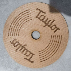 Taylor Guitars - Sitka Spruce Coaster