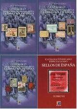 Querol Julio Catalog of Local Stamps Spanish Civil War 1936 - 39 V I-IV.Digital