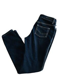 BETTINA LIANO ~ Size 10 ~  Skinny  Denim Jeans