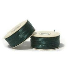 NYMO COATS BOBBIN Nylon Beading Thread Cord 00-0-B-D *Choose Color*