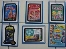 Wacky Packages ANS 6 Bonus B1-to-B5 + P1 PROMO ~ WOW!!!