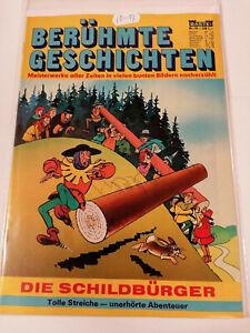 Bastei Sonderband Nr 19 (0-1) 1970 Die Schildbürger Berühmte Geschichten