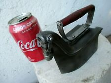 True Vintage Rare ALBA Lovely Small in Iron Chimney Coal Ironing Clothes Press