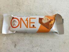84 ONE Bars Pumpkin Pie 20g Protein nutrition energy