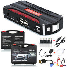 AU 12V 68800mAh Car Jump Starter Engine Emergency Start Battery Auto Power Bank