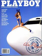 Playboy Magazine May 2014 The Interview : Zappos CEO Tony Hsieh / Dani Mathers