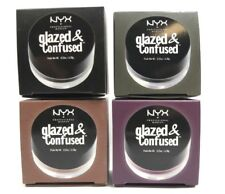 NYX Glazed & Confused Eye Gloss see description for colors included Lot of 4 New
