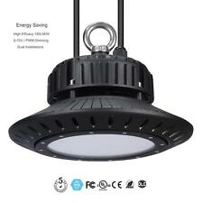 Sparkoe LED High Bay Light 150W 150Lm/W 22500Lm Dimmable 5000K Tempered Glass