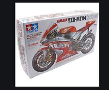 Yamaha YZR500 M1 MotoGP 2004 Melandri-Checa 1/12 14100 kit di montaggio Tamiya
