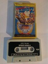 Speed King 2. sinclair spectrum. retro. vintage