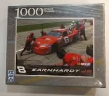 Dale Earnhardt Jr Pit Stop NASCAR 1000 Piece Puzzle Brand New In Box