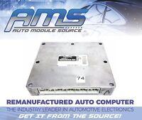 87 TOYOTA VAN WAGON 2WD MT ECU ECM COMPUTER 89661-28040