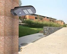 10W Commercial Solar Street Light Outdoor IP65 Motion Sensor Night Lighting