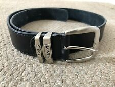 Leather LEVIS 501 Belt Mens