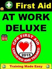 UP TO DATE Mega  Health & Safety First Aid At Work Deluxe Training Package 2015