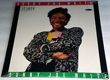 SUNNY JOE WHITE Jackie Lucky Single RARE LP Vinyl Record NEW Sealed Unopened
