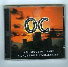 CD (NEW) OCCITANIA LA MUSIQUE OCCITANE A L'AUBE DU III eme MILLENAIRE