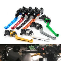 Retro Folding Brake Clutch Levers For YAMAHA XV 125 250 400 500 750 1100 VIRAGO