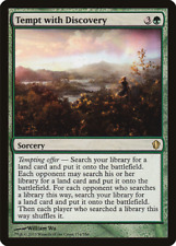 MTG - Tempt With Discovery - Commander 2013 - Rare - Green