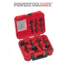 Milwaukee 49220130 7 Piece Selfeed Drill Bit Set