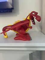 1999 Fisher-Price Great Adventures Magic Castle Dragon (see Pic For Condition)