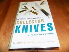 PRICE GUIDE TO COLLECTOR KNIVES Pocket knife Guide Case Collector's Knife Book