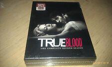 True Blood: The Complete Second Season (DVD, 2010, 5-Disc Set)