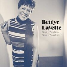 LAVETTE,BETTYE-MORE THANKFUL MORE THOUGHTFUL CD NEW