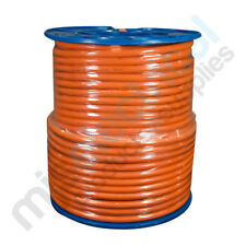 2.5mm 2 Core + Earth Orange Circular Electrical Cable 100mtr Roll NEW
