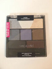 New Wet N Wild Coloricon 8 Eye Shadow Palette Great Glistener Makeup Cosmetic Le
