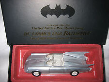 Batmobile DC Comics 1960 Limited Edition Raw Metal Casting One of 1000 Produced