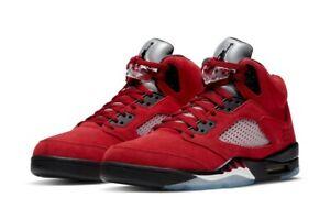 Air Jordan 5 Retro / Raging Bull 2021 / Toro Bravo / Nike / Men's Size 13