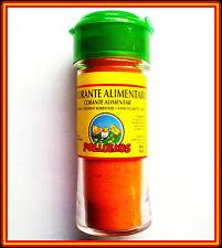 COLORANTE ALIMENTARIO PER PAELLA - 33 g - Dalla Spagna