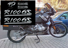 BMW R100GS  Paris Dakar Classic-kit adesivi metal,Stickers,Aufkleber,Autocollant
