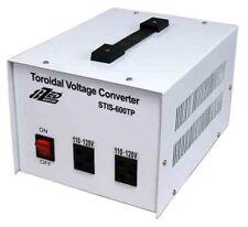 600W Isolated Toroidal 240V to 120V Step Down Transformer USA to Australian