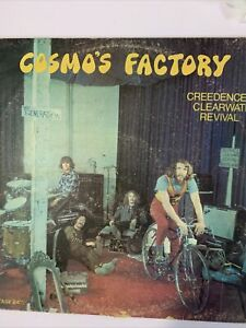 Cosmo's Factory [LP] by Creedence Clearwater Revival Vinyl Record Original 1970
