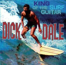 King Of The Surf Guitar - Dick Dale (2013, Vinyl NIEUW)2 DISC SET