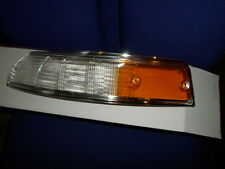 PORSCHE 911 912 Cristal Lámpara de luz intermitente TAPA IZQUIERDA 4965 EL 17