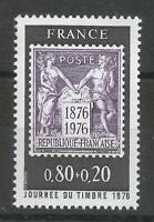 FRANCE 1976 Journée du Timbre  n° 1870 neuf ★★ Luxe / MNH